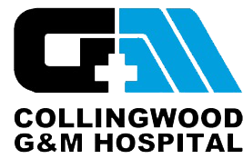Collingwood General & Marine Hospital Logo