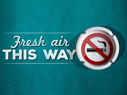 Smoke Free / Scent Free Campus