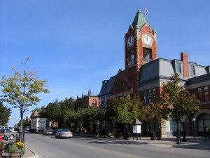 Historical Downtown Collingwood