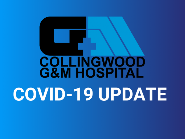 COVID-19 Assessment Centre Updates