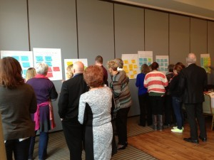 Spring 2015 Visioning Day with staff, physicians, community and healthcare partners.